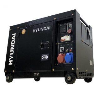 HYUNDAI HDG 90 HEAVY DUTY DIESEL GENERATOR