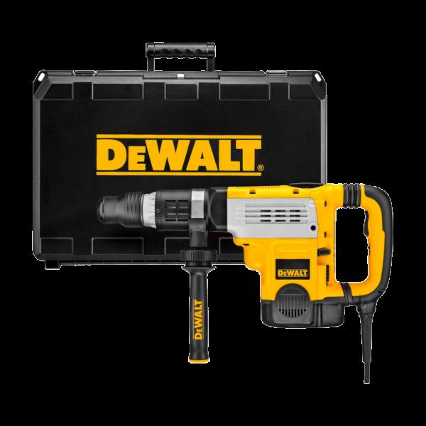 DeWalt D25762K SDS-max combihamer in koffer - 1500W - 52mm - 15,5J - D25762K-QS