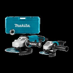 Makita haakseslijper combiset 840W in koffer
