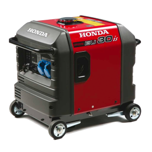 Honda EU30iS verplaatsbaar hightech aggregaat / generator - 3000W