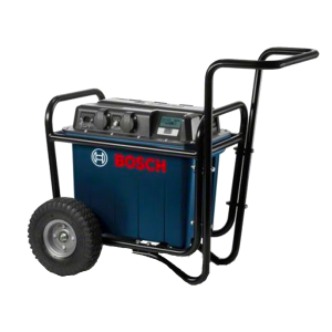 Bosch GEN 230V-1500 Professional accu power unit met trolley - 1500W