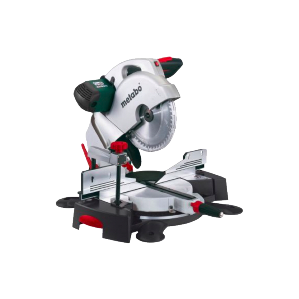 Metabo KS 254 PLUS Afkort- en verstekzaagmachine - 1800W - 254 x 30mm